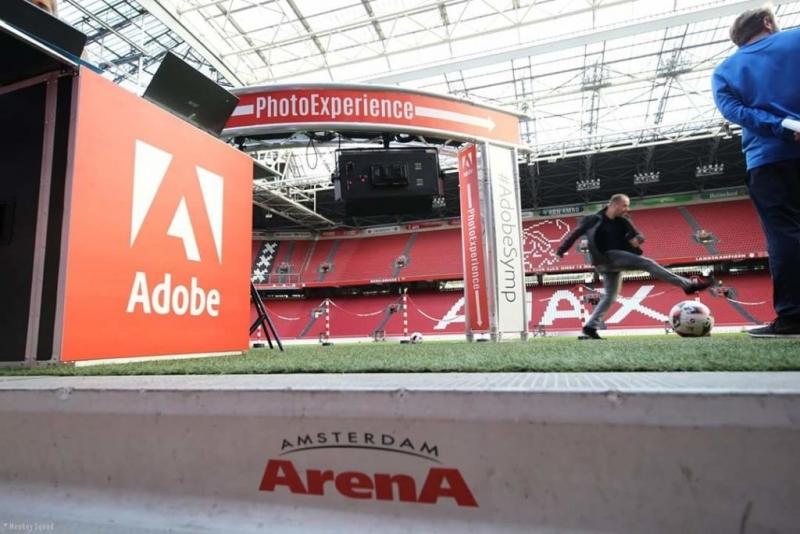 Adobe - arena - ajax - 180 experience