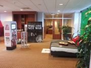 Q music - Q hotel - greenscreen - foto-activatie - photobooth