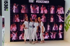 Radio 538 - promoteam - merkactivatie
