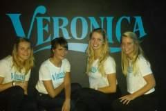 Veronica - promoteam - festival hostesses
