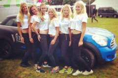 Veronica - promoteam - hostesses - automotive