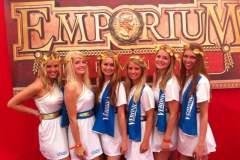 Veronica - promoteam - hostesses - Emporium festival