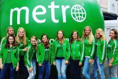 Promoteam - Metro - Sampling - Feyenoord - Open dag