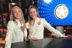 SBS6 Shownieuws - hostesses - promoteam - huishoudbeurs