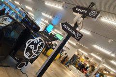 Branding-signing IFFR - Forum Groningen - Monkey Squad