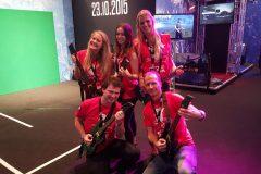 Guitarhero - activision - sampling - hosts - hostess - promoteam