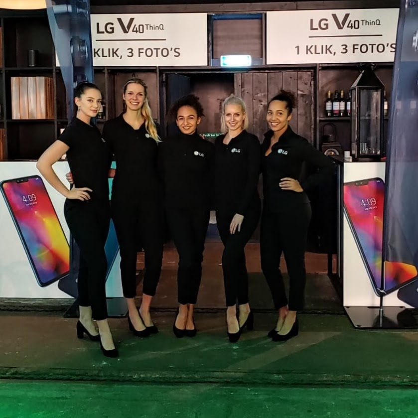 LG Promoteam - sampling