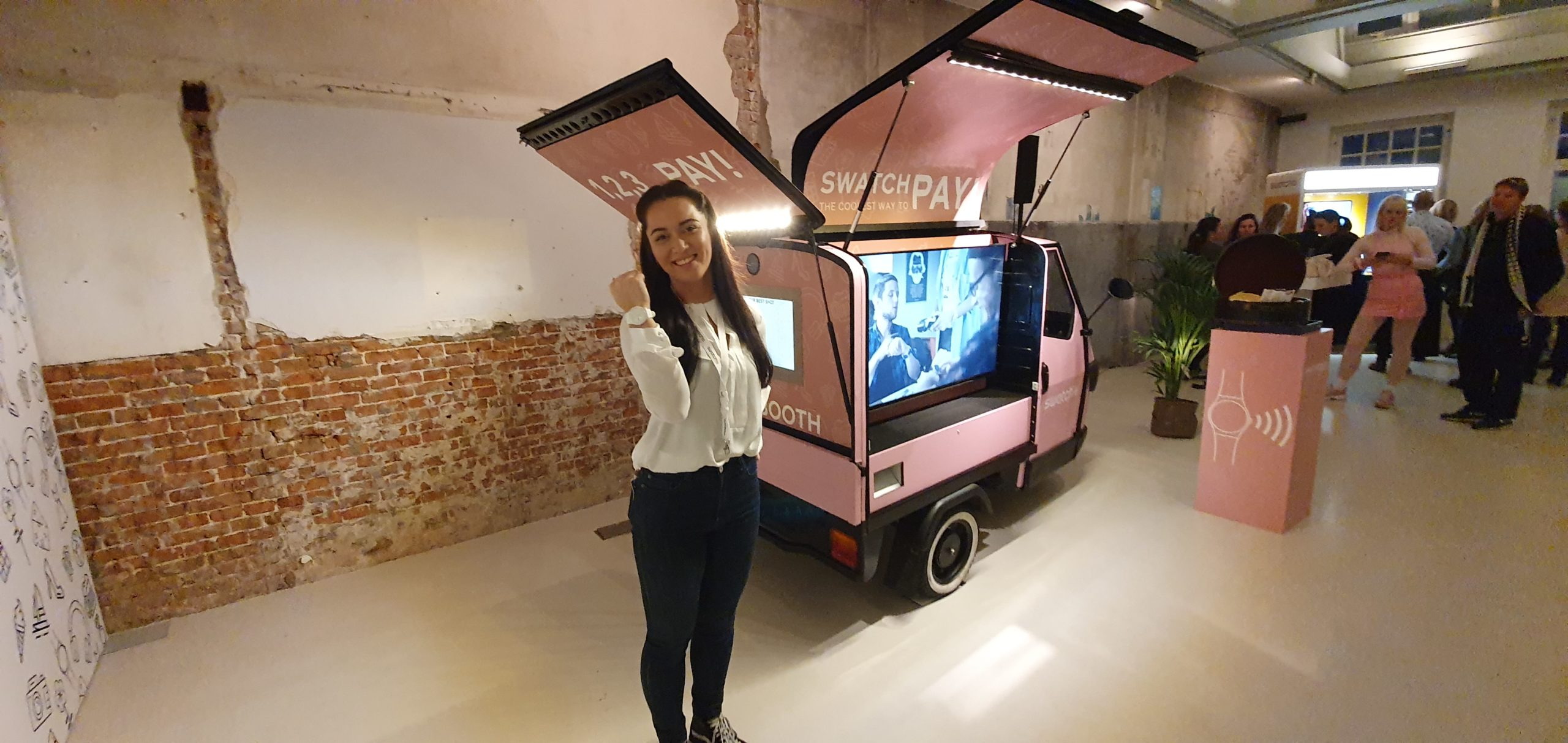TukTuk promotruck - promowagen