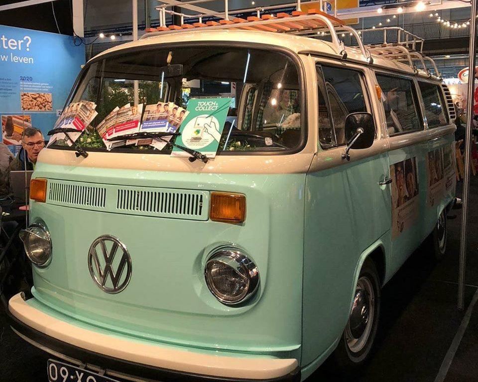 VW Busje - VW T1 - VW T2 - hippiebusje - volkswagenbusje